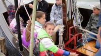Kinder segeln